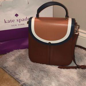 Kate Spade Andi Stripe Convertible Backpack